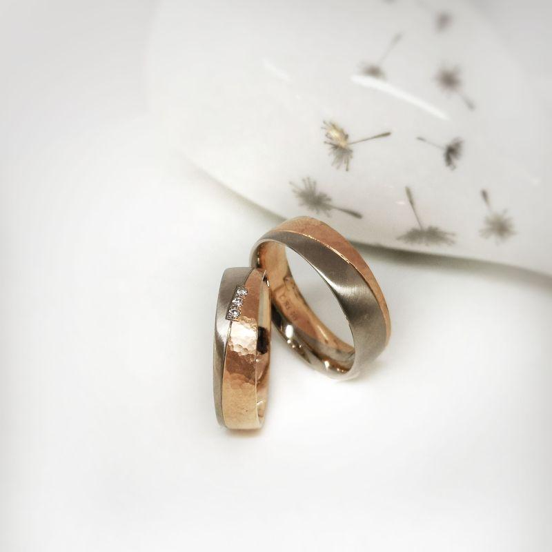 Ehering - Graugold